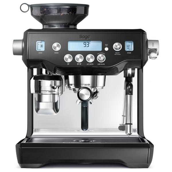 the oracle coffee machine