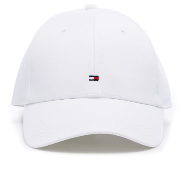 Tommy Hilfiger Men S Classic Cap Classic White Clothing