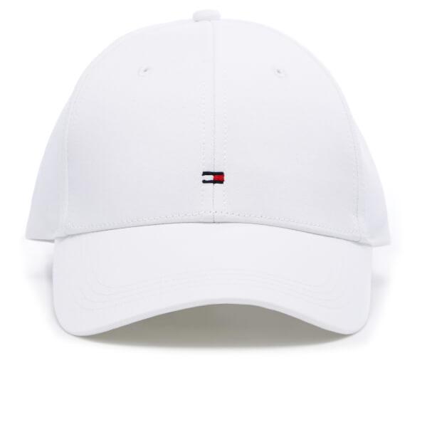 Tommy Hilfiger Men's Classic Cap - Classic White
