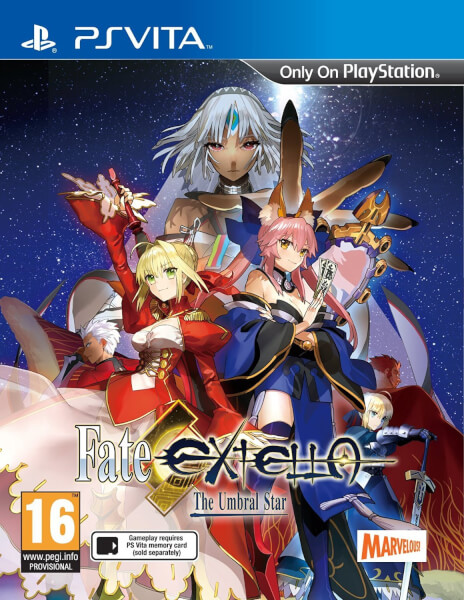 Fate/Extella: The Umbral Star!