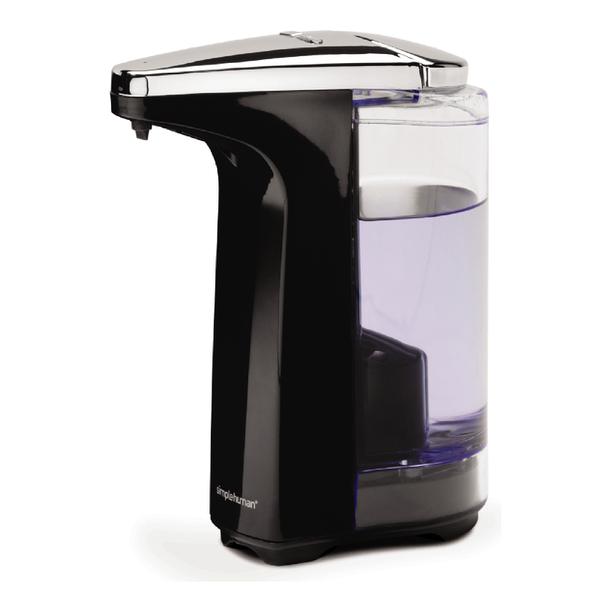 simplehuman Sensor Soap Dispenser - Black 237ml