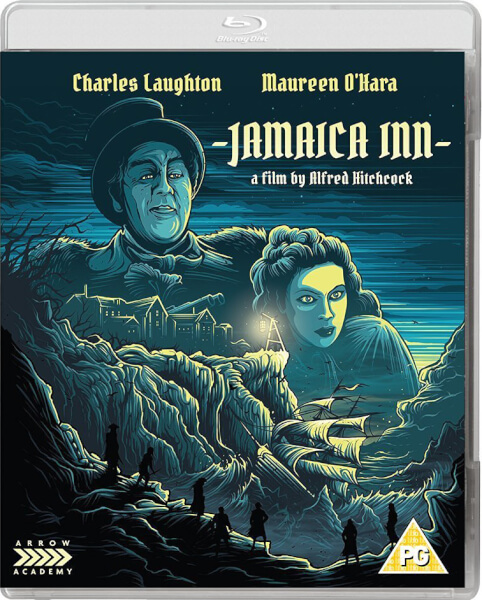 Jamaica Inn - Dual Format (Includes DVD)