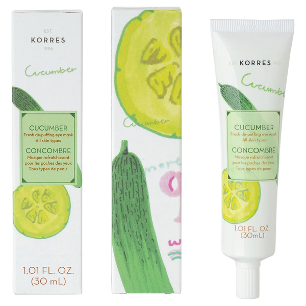 KORRES Beauty Shots Cucumber Eye Mask 50ml