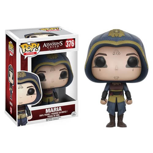 Figurine Maria Assassin's Creed Film Funko Pop!