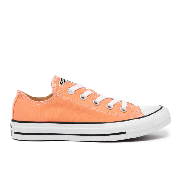 Converse Women's Chuck Taylor All Star Ox Trainers - Sunset Glow