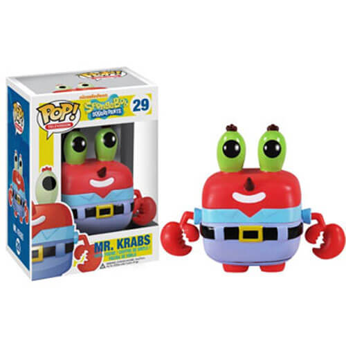 Funko Mr Krabs Pop! Vinyl
