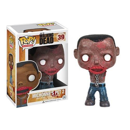 Funko Michonne Pet 2 Pop! Vinyl