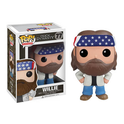 Funko Willie Pop! Vinyl