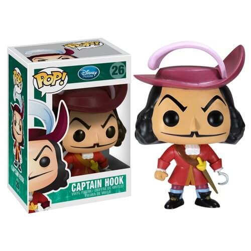 Funko Captain Hook Pop! Vinyl