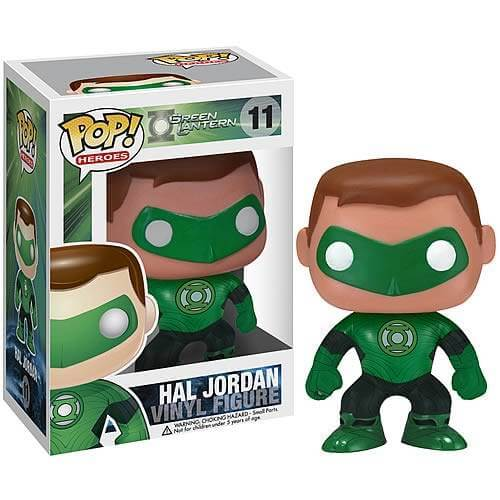 Funko Green Lantern Hal Jordan Pop! Vinyl