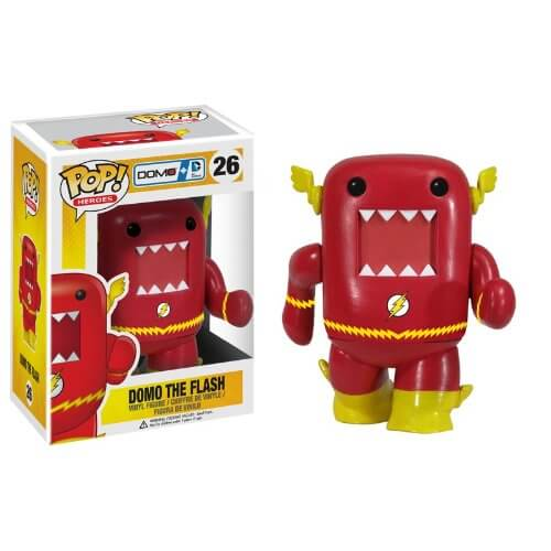 Funko Domo The Flash Pop! Vinyl
