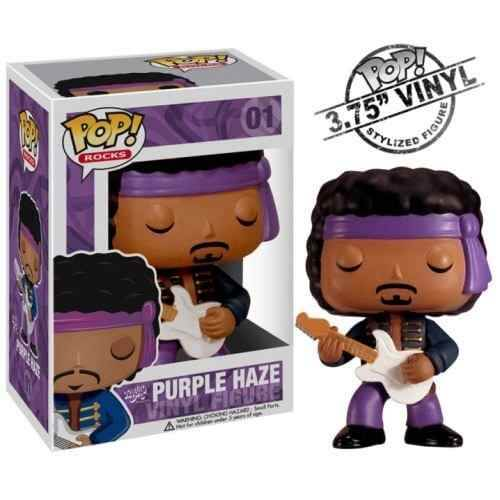 Funko Purple Haze Pop! Vinyl