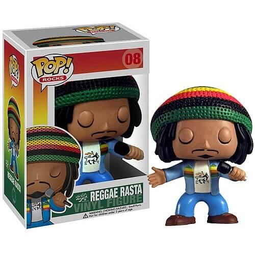 Funko Reggae Rasta Pop! Vinyl