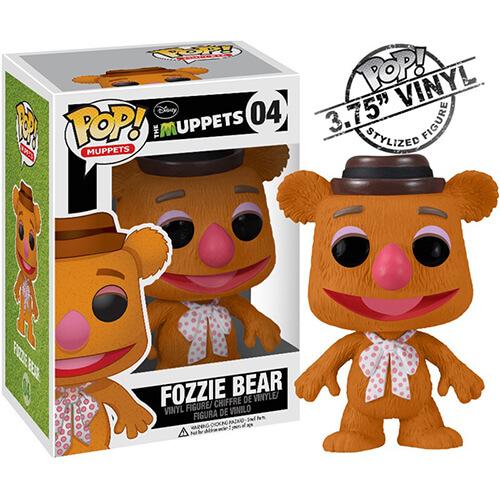Funko Fozzie Bear Pop! Vinyl