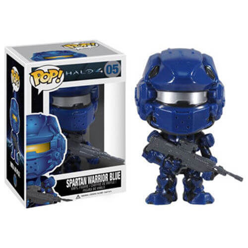 Funko Spartan Warrior (Blue) Pop! Vinyl