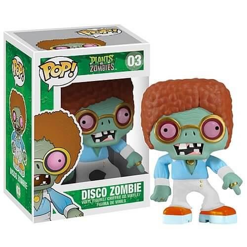 Funko Disco Zombie Pop! Vinyl