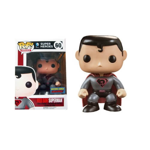 Funko Red Son Superman Pop! Vinyl