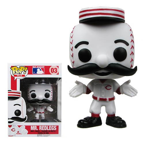 Funko Mr. Redlegs Pop! Vinyl