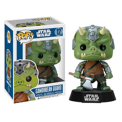 Funko Gamorrean Guard Pop! Vinyl