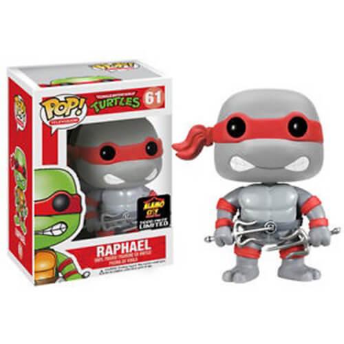 Funko Raphael (Grayscale) Pop! Vinyl