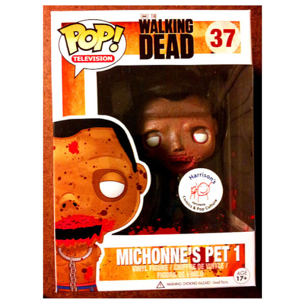Funko Bloody Michonnes Pet 1 Pop! Vinyl