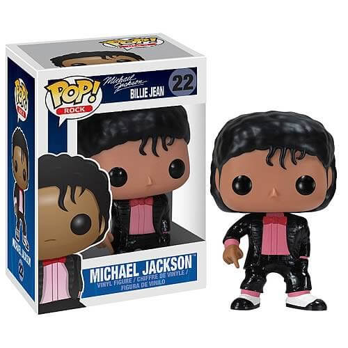 Funko Michael Jackson Billie Jean Pop Vinyl Pop In A