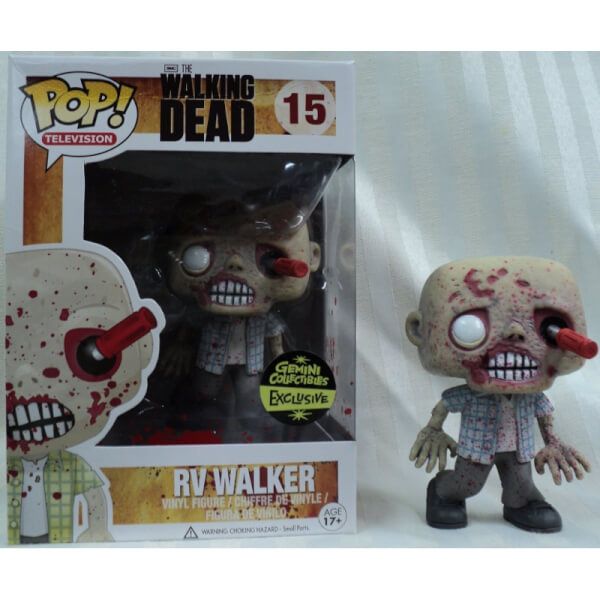 Funko Bloody Rv Walker Pop! Vinyl