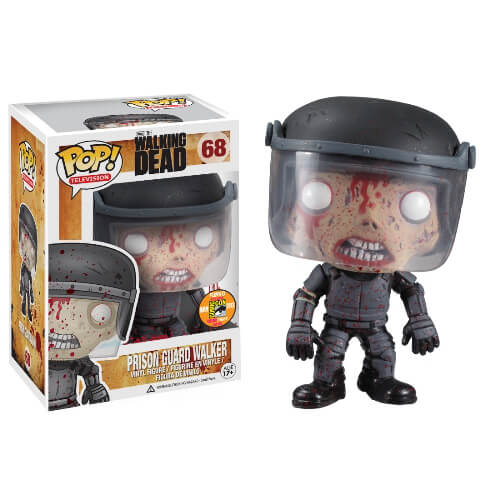 Funko Bloody Prison Guard Walker Pop! Vinyl
