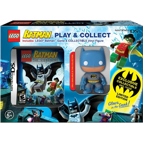 Funko Lego Batman Play And Collect Pop! Vinyl
