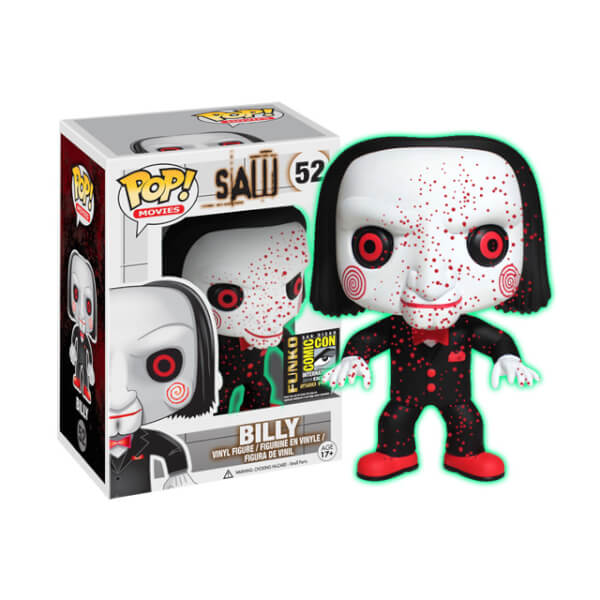 Funko Billy (Bloody GITD) Pop! Vinyl