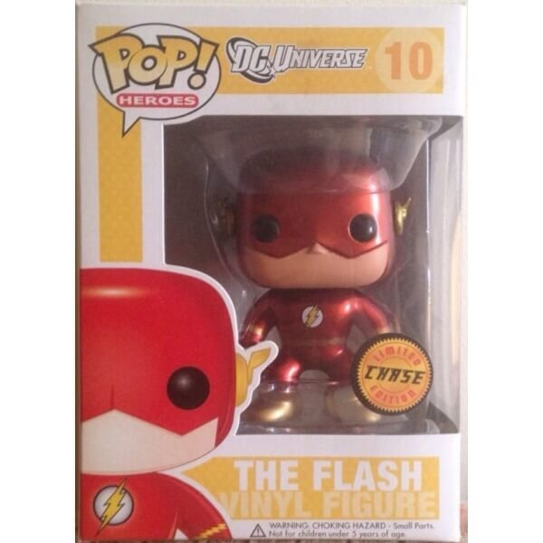Funko The Flash (Chase) Pop! Vinyl