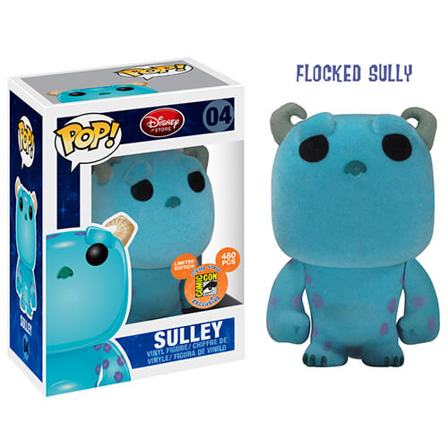 Funko Sulley (Flocked) Pop! Vinyl