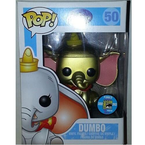 Funko Dumbo (Gold) Pop! Vinyl