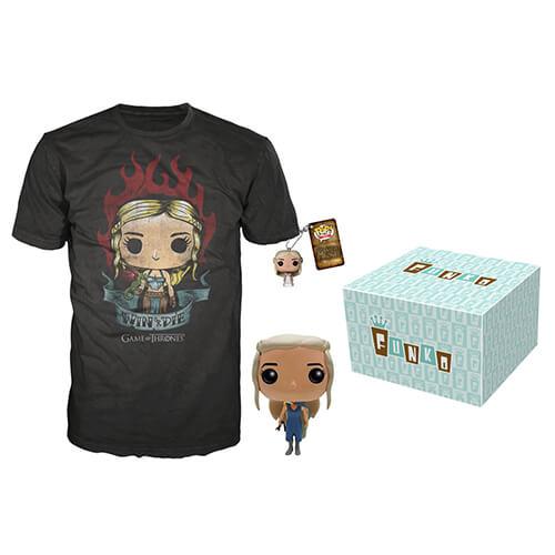 Funko Amazon Exclusive Daenerys Bundle Pop! Vinyl