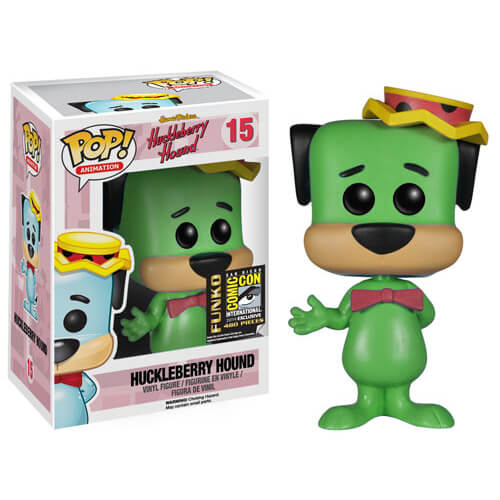 Funko Huckleberry Hound (Green) Pop! Vinyl