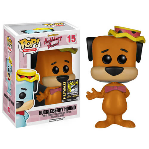 Funko Huckleberry Hound (Orange) Pop! Vinyl