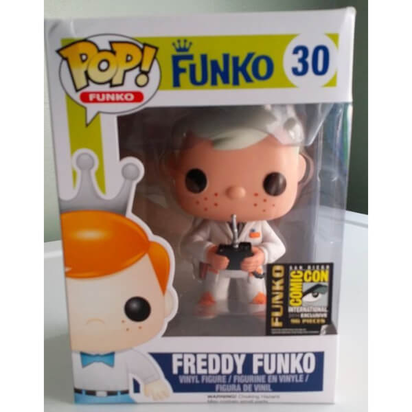 Funko Doc Brown (Freddy) Pop! Vinyl