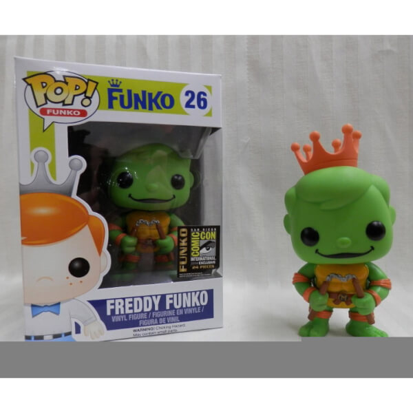 Funko Michaelangelo (Freddy) Pop! Vinyl