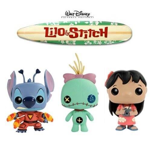 Funko Stitch Full Set Pop! Vinyl