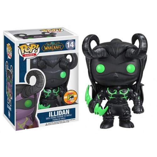 Funko Shadow Illidan Pop! Vinyl