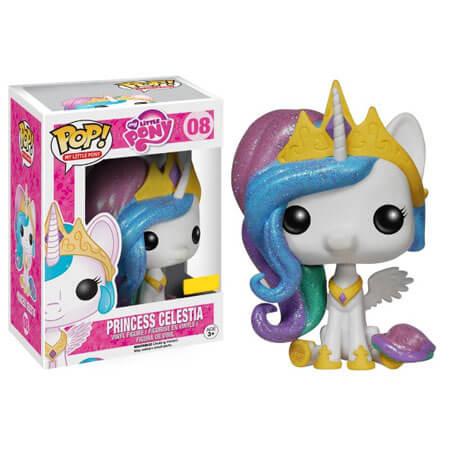 Funko Princess Celestia (Glitter) Pop! Vinyl