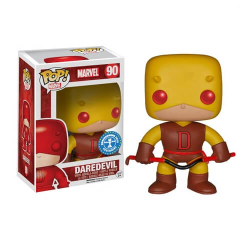 Funko Daredevil Yellow Pop! Vinyl