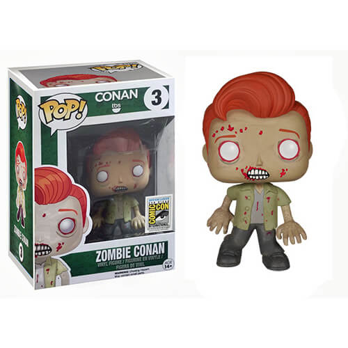 Funko Zombie Conan Pop! Vinyl