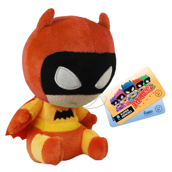 Vinyl Sugar Mopeez DC Comics Batman 75th Colorways - Orange Plush Figure Mopeez