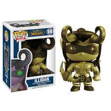 Funko Illidan (Gold) Pop! Vinyl