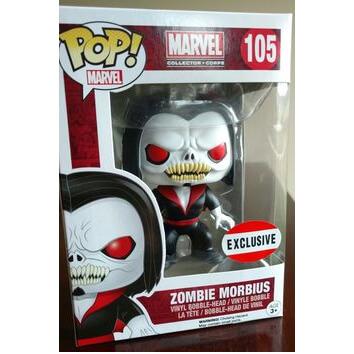 Funko Zombie Morbius Pop! Vinyl