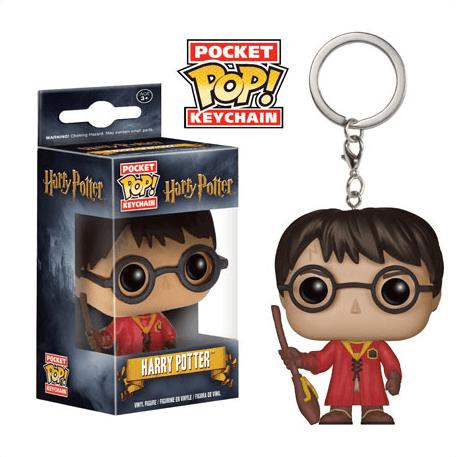 Funko Harry Potter Quidditch Keychain Pop! Keychain