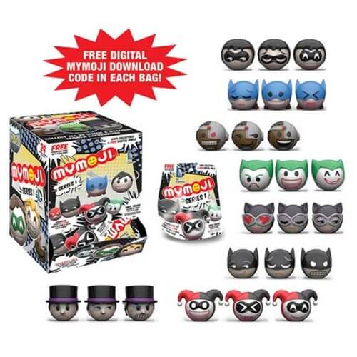 Funko Mymoji DC Comics Mini-Figure Other