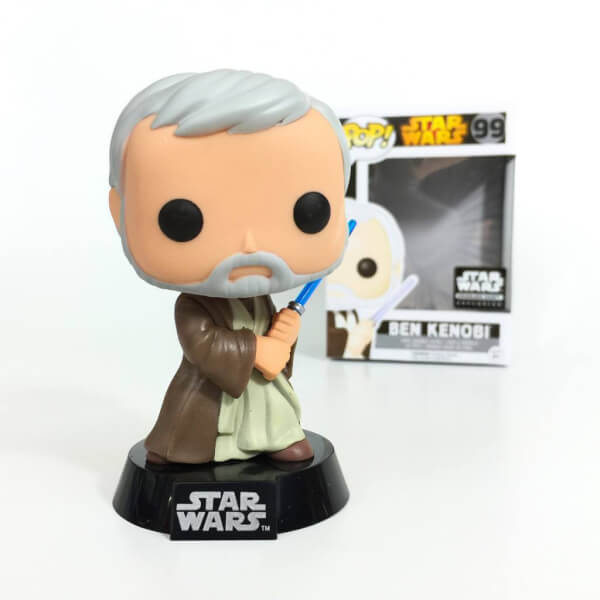 Funko Ben Kenobi (Smugglers Bounty Exclusive) Pop! Vinyl
