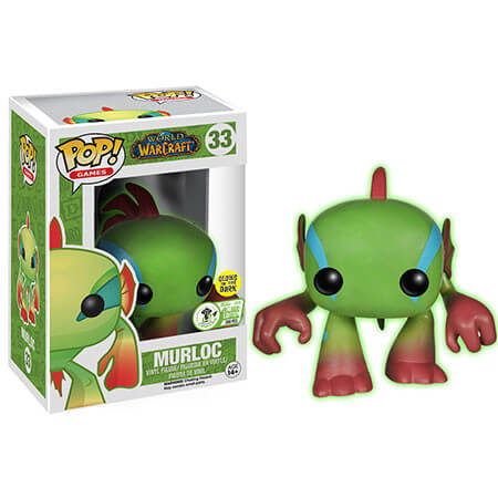 Funko Murloc (Glows In The Dark) Pop! Vinyl